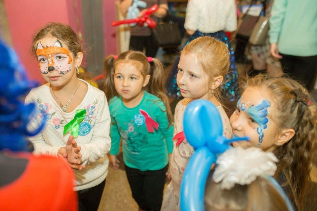 детский праздник от Акжера-кейтеринг