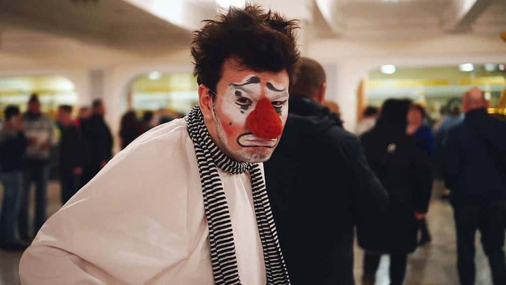 Клоун на мероприятие от