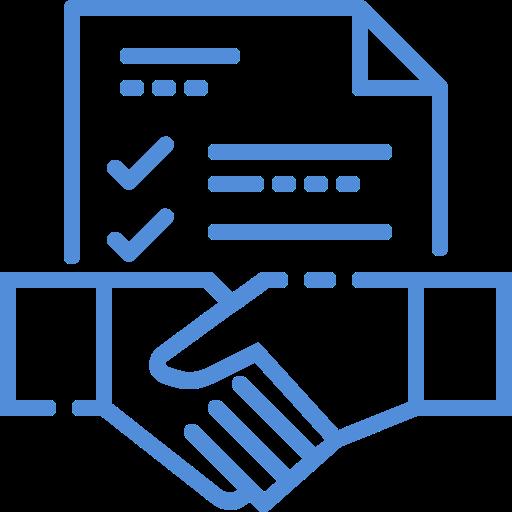 5. Подписание договора и проведение мероприятия