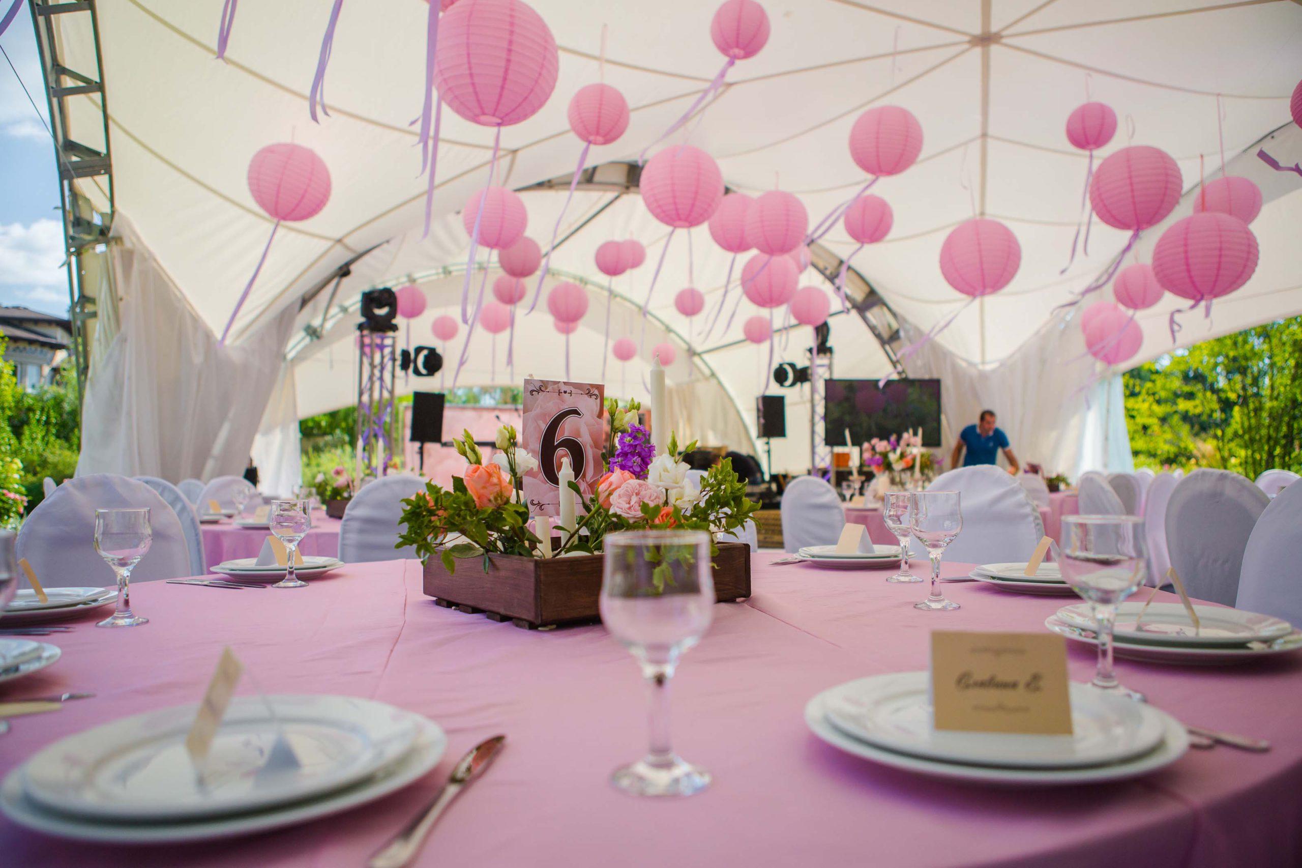 свадебный кейтеринг в Москве
